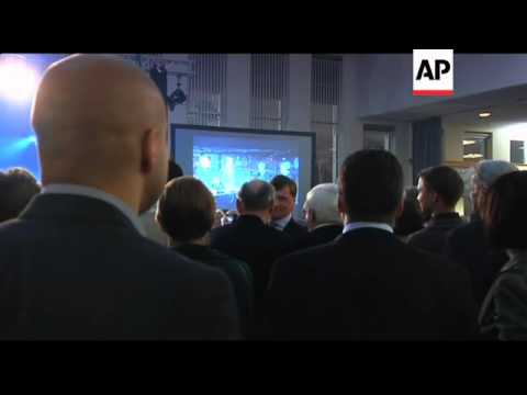 Conservative former finance minister Sauli Niinisto wins Finland presidential vote