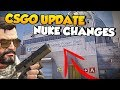 CS:GO Update - Nuke MAJOR Changes • Shotgun Spread & More (~165 MB)