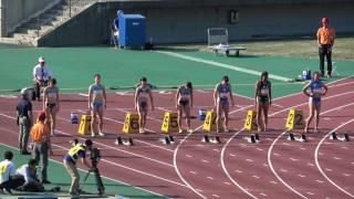 2017NANBU Memorial Women's100m A-final Chisato FUKUSHIMA11.36(+1.3) 福島千里 エドバー イヨバ 福田真衣 福島千里 検索動画 13