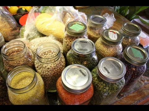 How to Soak and Cook Dry Organic Legumes