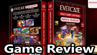 Namco Museum Collection 2 Evercade Review The No Swear Gamer Ep 726