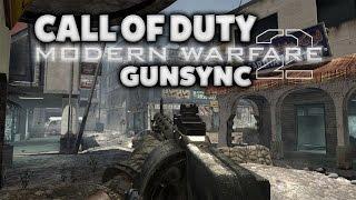 Call Of Duty - MW2 GunSync - She Got No Money In Da Bank (My Best?)