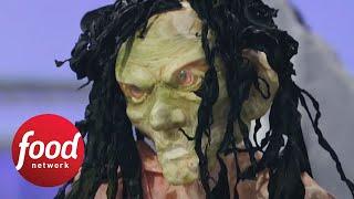 Zombies vs. Clowns | Halloween Wars | All New Sunday 9|8c
