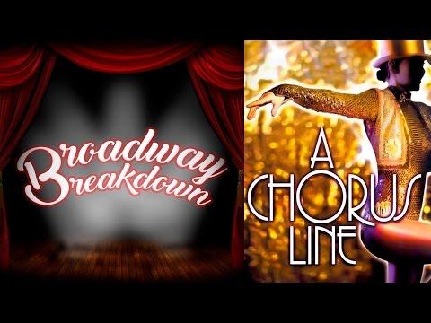 A Chorus Line Film Discussion - Broadway Breakdown