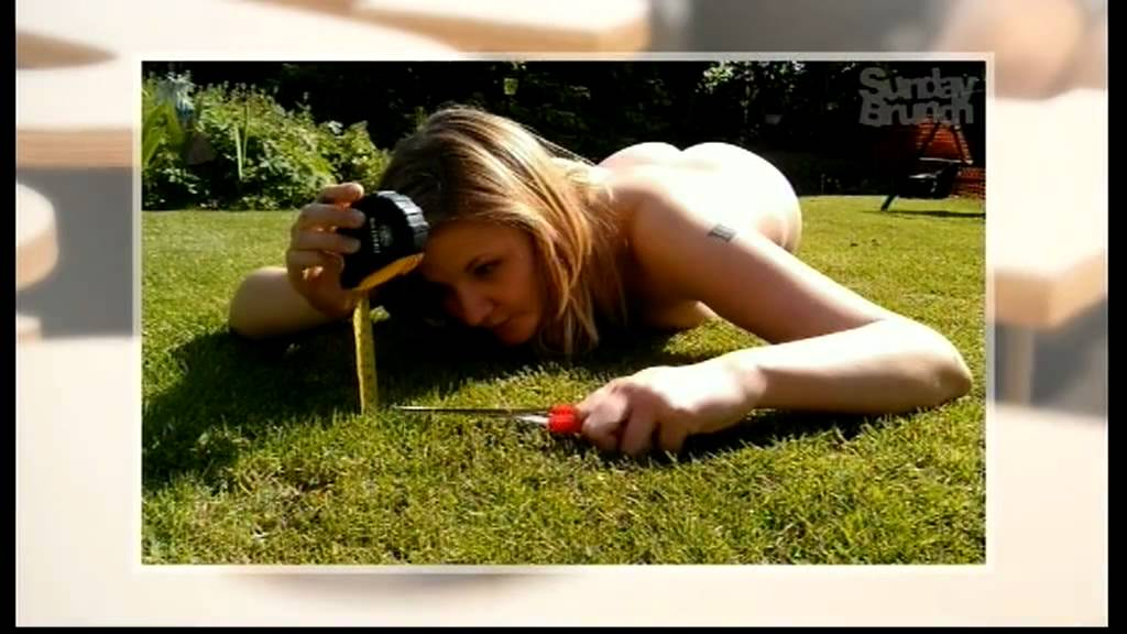 May 5, 2018 - Today is World Naked Gardening Day