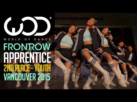 Apprentice | 2nd Place Junior | FRONTROW | World of Dance Vancouver 2015 #WODVAN2015