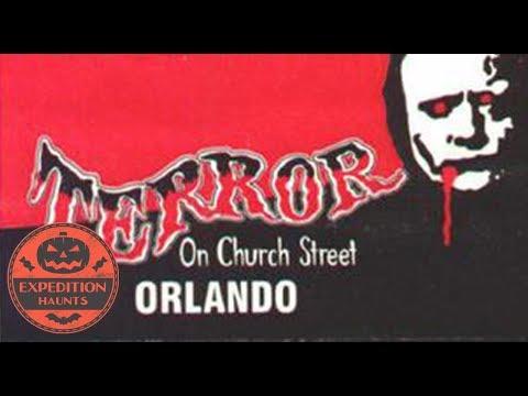 The Closed History Of Terror On Church Street Orlando | Expedition Extinct