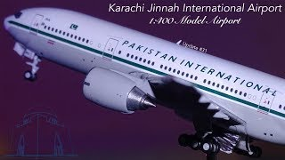 Karachi Jinnah International Airport | 1:400 Scale | Update #31: Serene Air is Here!