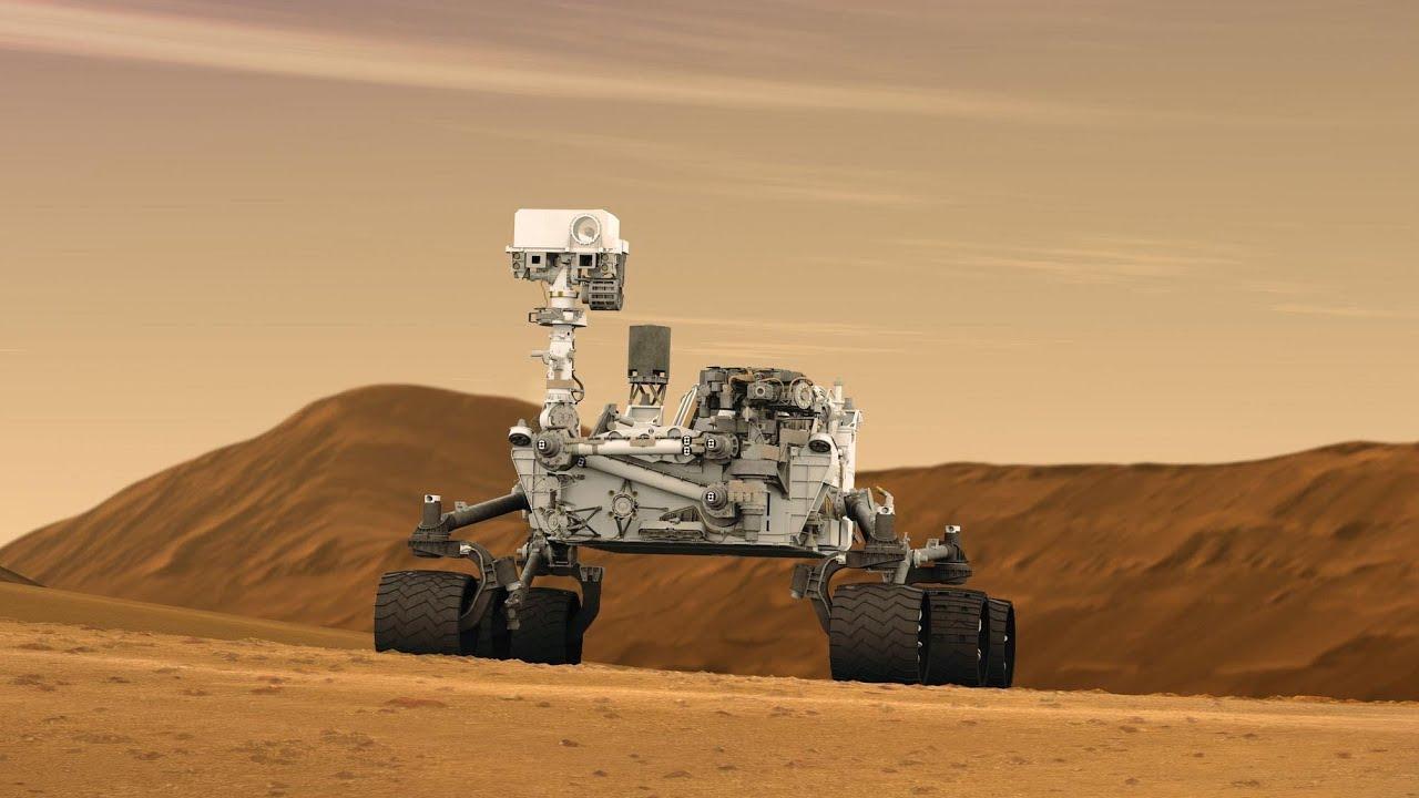 robot on mars nasa - photo #3