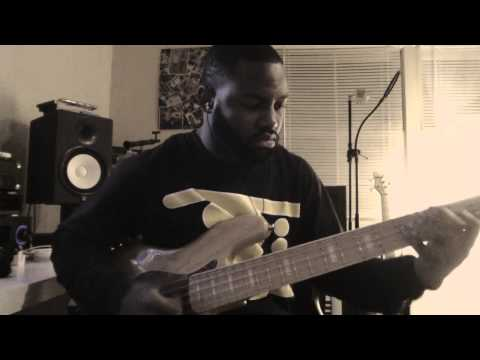 Chaka Khan (Night in Tunisia) The Melody Still Lingers on bass Cover
