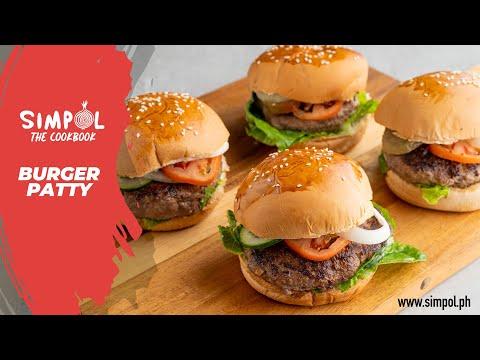 Burger Patty, SIMPOL!