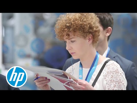 HP Indigo Commercial Demo Day| HP Experience Center in Barcelona | HP