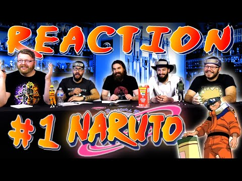 Naruto #1 REACTION!!