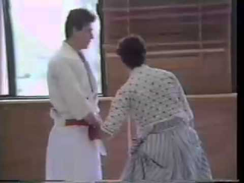 American Masters Of Five Aiki Arts