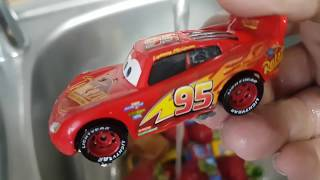 Car Wash Disney Cars for Kids with Strawberry video for kids