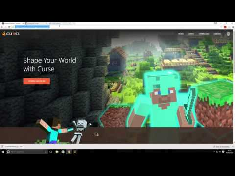 How to make a modded minecraft instance and turn it into a server