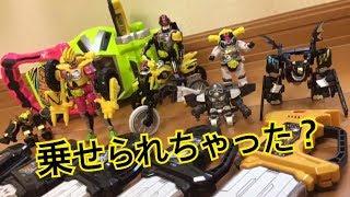 仮面ライダーレーザー 全変身集!【エグゼイド全ライダー変身再現補完計画 EX】Kamen Rider Lazer All Henshin Collection