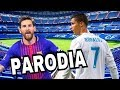 Canción Real Madrid vs Barcelona 0-3 (Parodia Ozuna - Síguelo Bailando)