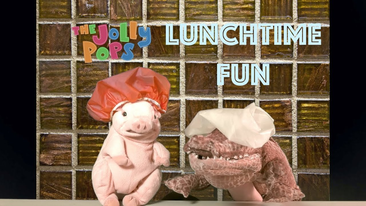 The Jolly Pops - Lunch Time Fun - Episode 2