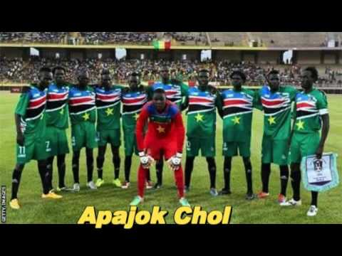 Apajok Chol from Awulian