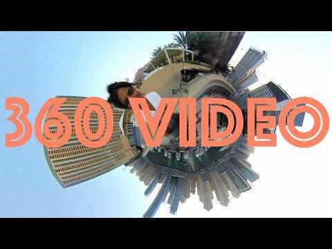 DUBAI MARINA IN 360