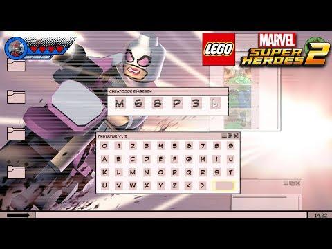 Imagenes de lego marvel super heroes 2 cheat code list