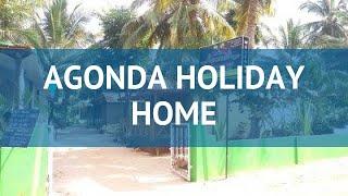 aGONDA HOLIDAY HOME 2* Индия Юг Гоа обзор  отель АГОНДА ХОЛИДЕЙ ХОУМ 2* Юг Гоа видео обзор