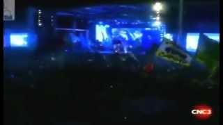 "SUPERBLUE PERFORMING ""FANTASTIC FRIDAY"" AT THE INTERNATIONAL SOCA MONARCH COMPETITION 2013"