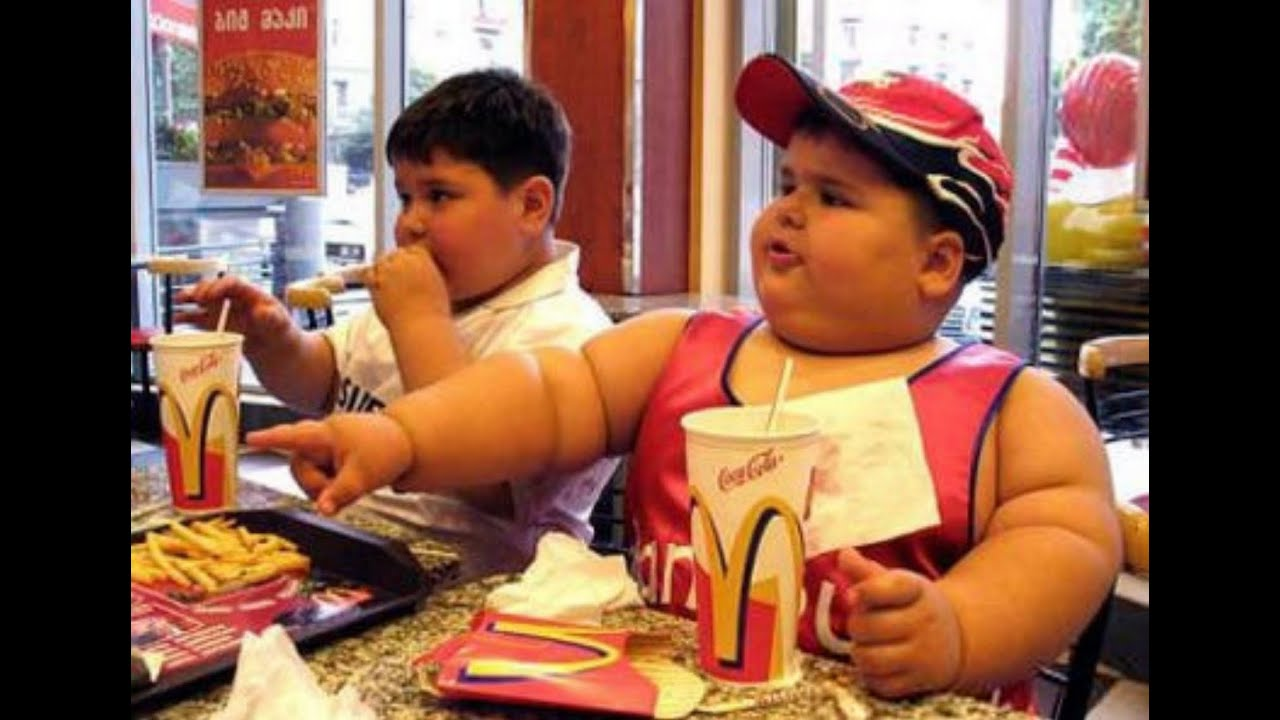 Western Diet is Child Abuse - Honey Booboo & Obese Infants