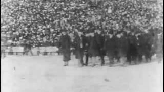 President Roosevelt at the Army-Navy game