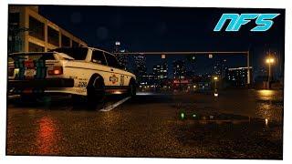 Volvo 242 Build | NFS 2015 | Laymer