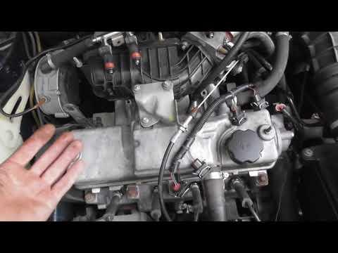 Как определить неисправную форсунку на работающем двигателе
