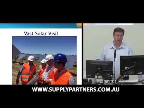 Chapter 15- ASC&ESC Member Update Speech by CEO John Grimes - Energy Storage Masterclass