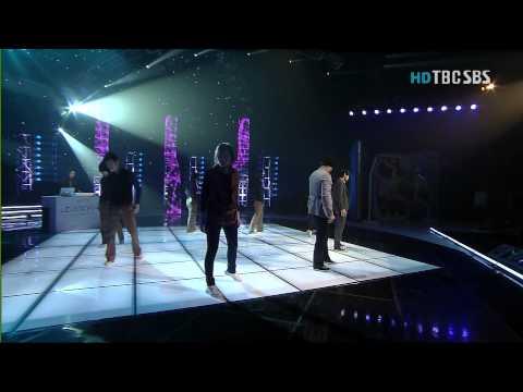 [Full HD][Perf] Epik High - 1 Minute 1 Second [Live 2008.10.12 @ SBS Inkigayo]