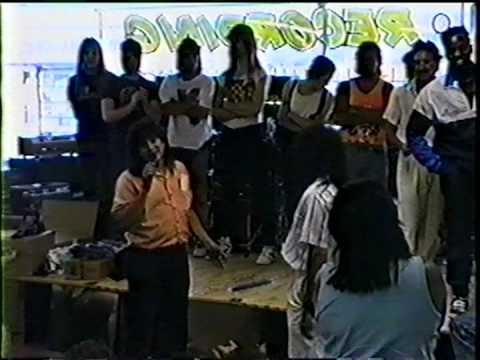 Guitar Center Drum-off 1989, Santa Ana, CA - Results