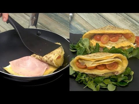 Rolled piadina you must try this