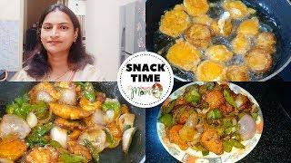 Indian Mom Evening Snacks Routine Vlog || Chilli Egg Recipe