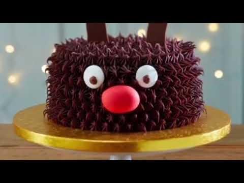 pasteles de navidad bizcocho navideo christmas cake ideas fciles de hacer