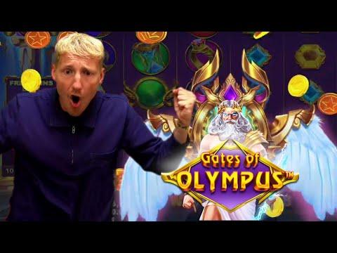 🔥 GATES OF OLYMPUS INSANE BIG WIN - CASINODADDY'S SENSATIONAL WIN ON GATES OF OLYMPUS SLOT 🔥