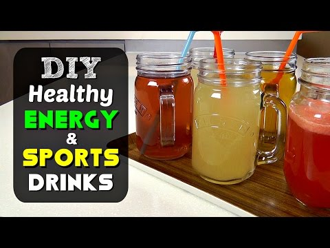 5 Sports Drinks to Recover Faster