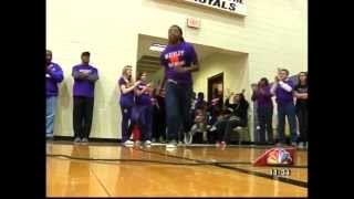 Repeat youtube video 41NBC/WMGT- Bleckley Ready for Championship- 3.7.13