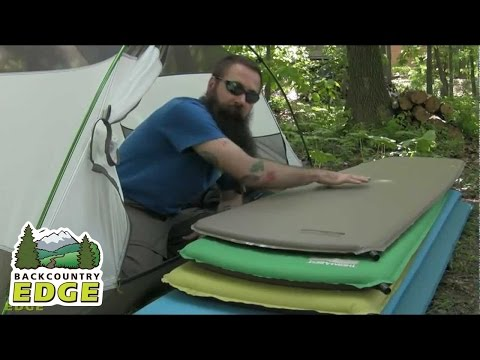 Care and Use of Therm-a-Rest Self Inflating Sleeping Pads