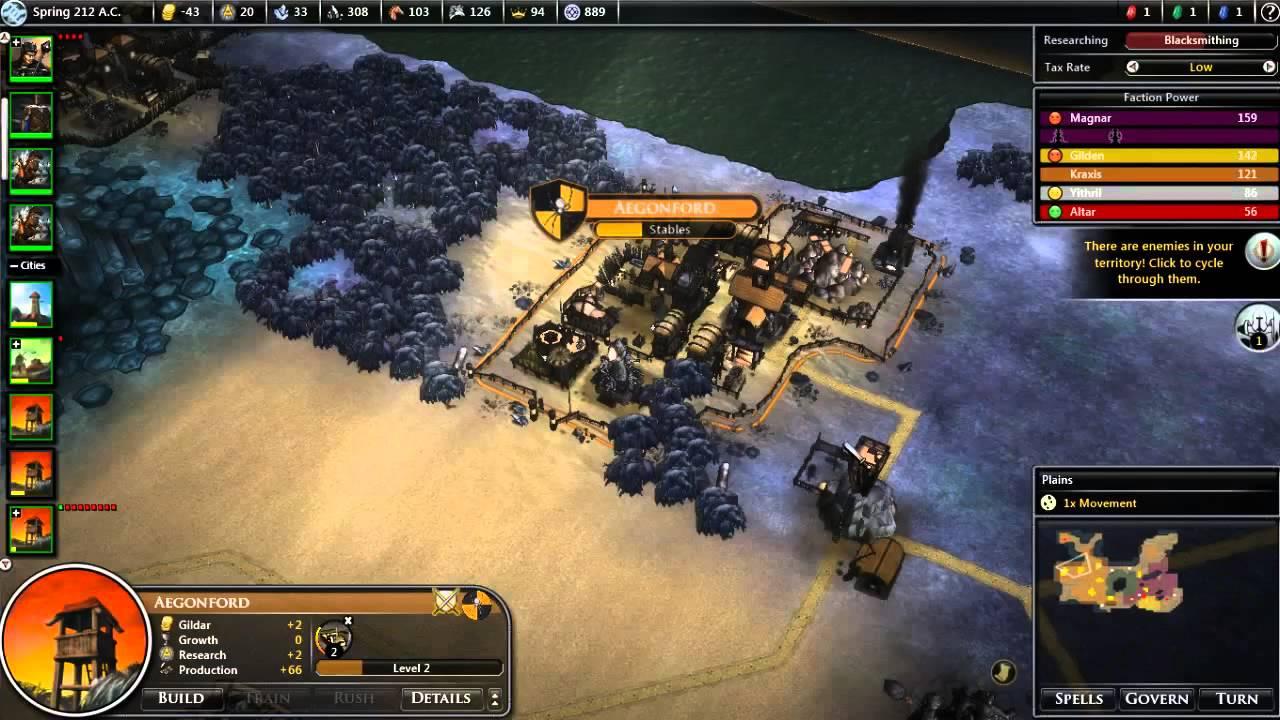 Terra Nil - Beta Demo   Alpha Beta Gamer