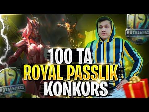 SNG TURNIR BUGUN TOLKA TOP1 KERAK  100 TA ROYAL PASSLI KONKURS