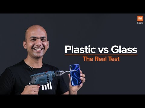 Glass vs. Cheap Plastic | The REAL test of durability! Ft. #MiA3