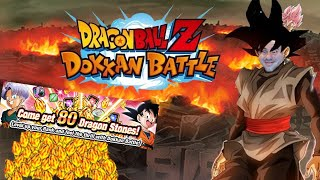 RANK 500 REWARDS! FREE 120 DRAGON STONES!!! New Transforming Goku Black! Dragon Ball Z Dokkan Battle