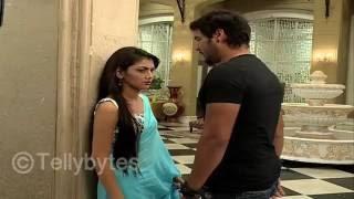 Abhi gets jealous of Champak in Kumkum Bhagya.