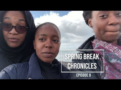 """Episode 9: Spring Break Chronicles - """"We just want to go HOME!"""""""