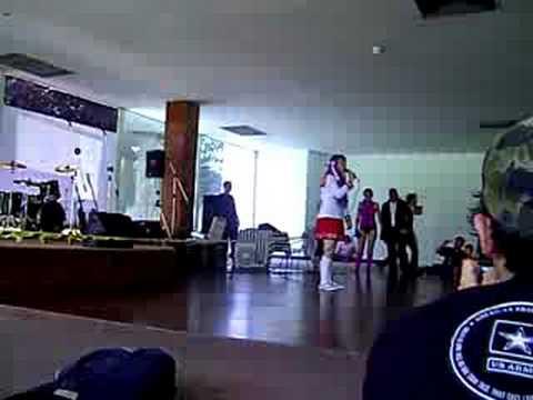 8vo enam, karaoke (kotori)