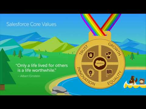 Marc Benioff on Core Values & The Age of Equality - Dreamforce '16